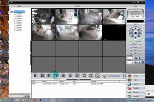 Phần mềm CMS Camera