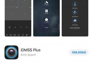 Hướng dẫn cài đặt và sử dụng phần mềm Idmss trên điện thoại,ipad