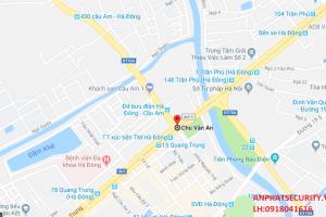 Lắp camera tại Chu Văn An