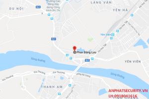Lắp camera tại Phan Đăng Lưu