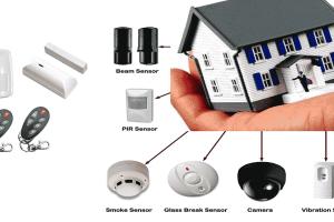 Kinh doanh, lắp đặt và sửa chữa các thiết bị an ninh