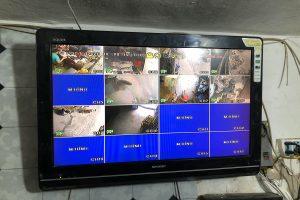 Lắp đặt hệ thống camera giám sát tại Công Ty Bánh Kẹo Hải Châu