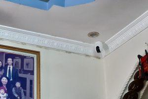 Lắp đặt 02 camera wifi imou 360 tại gia đình phố Định Công